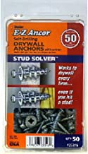 ITW Brands 25316 50PK#50 Stud Dry Anchor