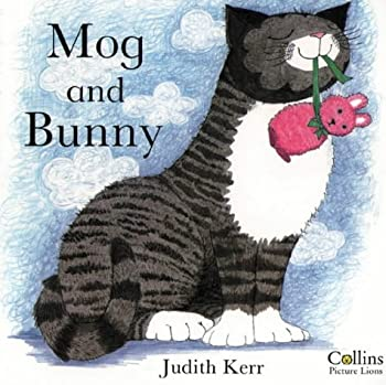 Paperback Mog and Bunny Book