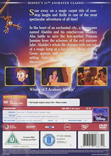 Aladdin [DVD]