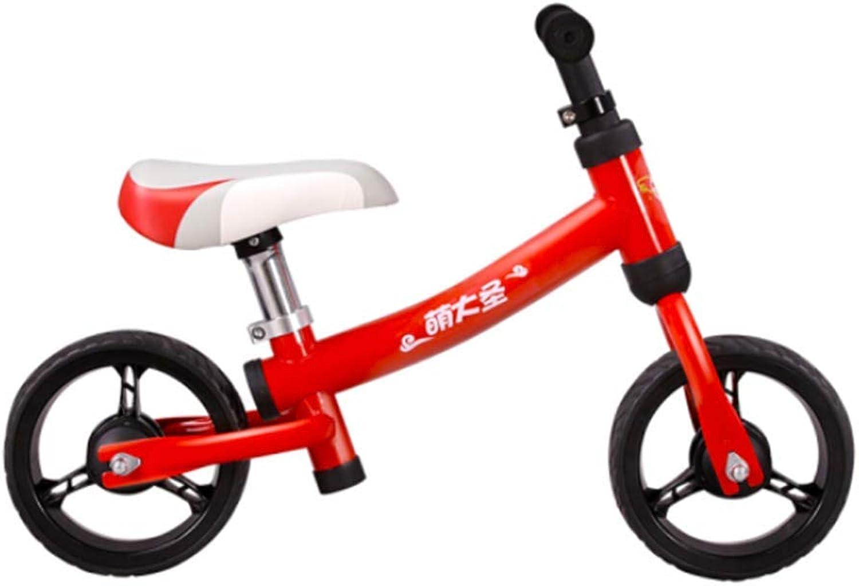 Steaean Balance Fahrrad Kind Balance Auto Fahrrad Zweirad Fahren 2-3 Jahre alt Silent Rad stofest Roller Baby Rutsche Auto ohne Pedal