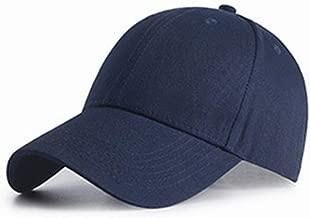 Black Gray Spring Summer Hats Baseball Cap Hip-hop Hat Cotton Adjustable Plain Blank Man Woman Cap UV protection (Color : 06)