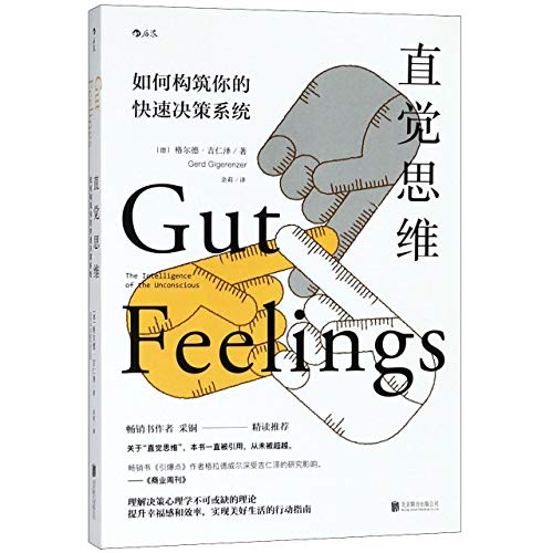 Gut Feelings: The Intelligence of the Unconscious (Chinese Edition)