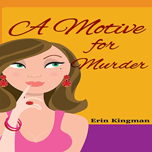 A Motive for Murder audiobook cover art