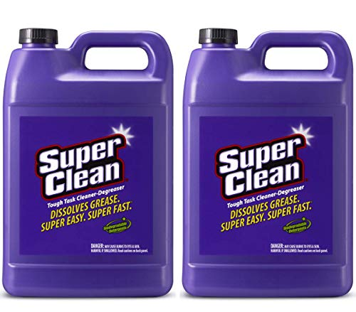 SuperClean 311001 Purple Super Clean All Purpose Cleaner Degreaser, 256. Fluid_Ounces, 2 Pack