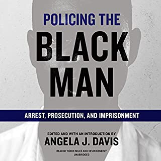Policing the Black Man audiobook cover art