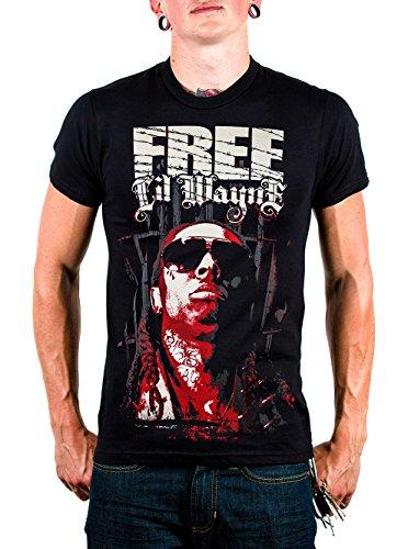 Lil Wayne - Main Yard T-Shirt Black