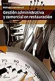 Gestión administrativa y comercial en restauración (CFGS DIRECCIÓN DE COCINA)