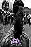 "Black Panther: Wakanda Forever ; Notebook Journal 6"" x 9""..."