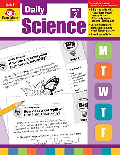 Evan-Moor Daily Science, Grade 2