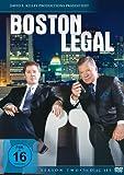 Boston Legal - Season Two [7 DVDs] - James Spader