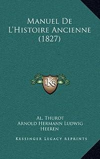 Manuel de L'Histoire Ancienne (1827)