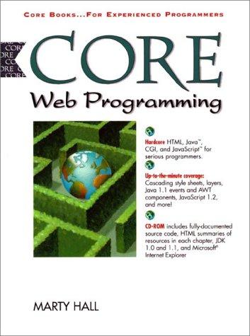 Core Web Programming (Core Series)