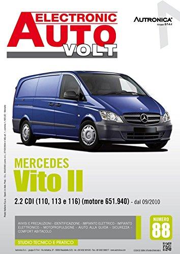 Mercedes Vito II. 2.2 CDI (110, 113 e 116 CV) (Motore 651.940)...