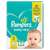 foto Pampers 81715605 - Baby-dry pañales, unisex