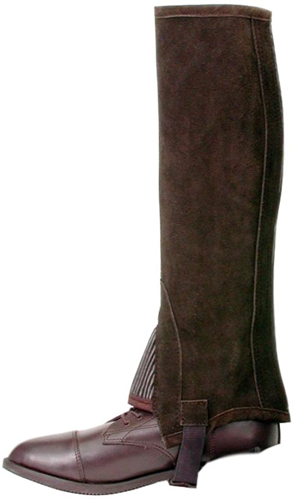 Tough 1 Suede 2021 spring and summer new El Paso Mall Half Leather Chaps
