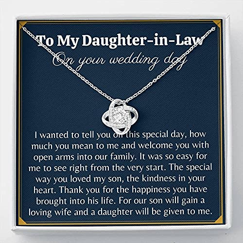 Message Card Jewelry, Handmade Necklace- Personalized Gift Gifts for...