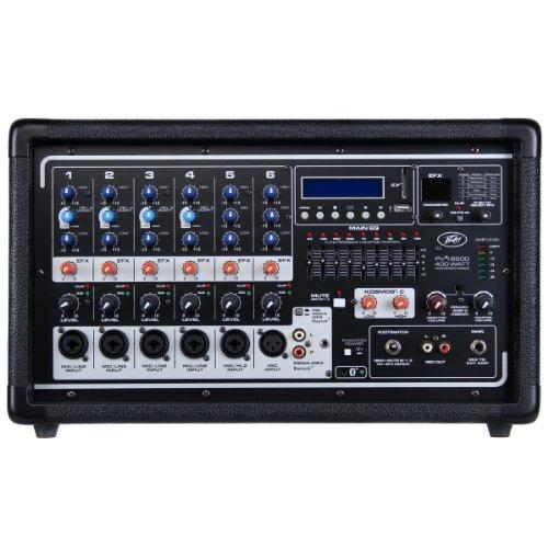 pvi mixer - 3