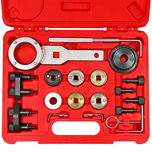 Highking Tool Engine Timing Tool Kit for VAG 1.8 2.0 TSI/TFSI EA888 T10352 T40196 T40271 T10368 T10354 with T10355