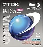 Media TDK ブルーレイディスク オープンカートリッジタイプ25GB