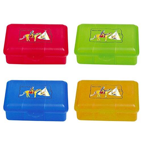 Buchsteiner Klickbox HOCH, Kinder Dekor (2 Trennstege)