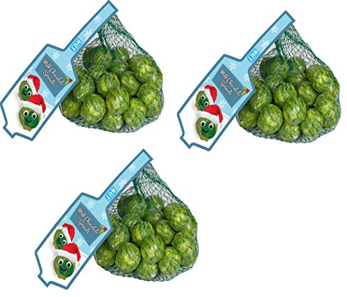 christmas chocolate sprouts