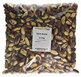 Buy Whole Foods Online Brazil Nuts Whole, 2.5 Kg