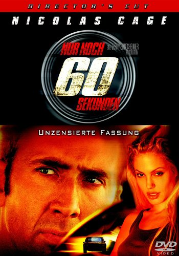 Nur noch 60 Sekunden (Director's Cut) [Import allemand]