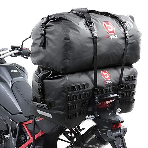 Bolsa Sillin Asiento Trasero SX70 + XF80 para Honda CBR 900 RR Fireblade