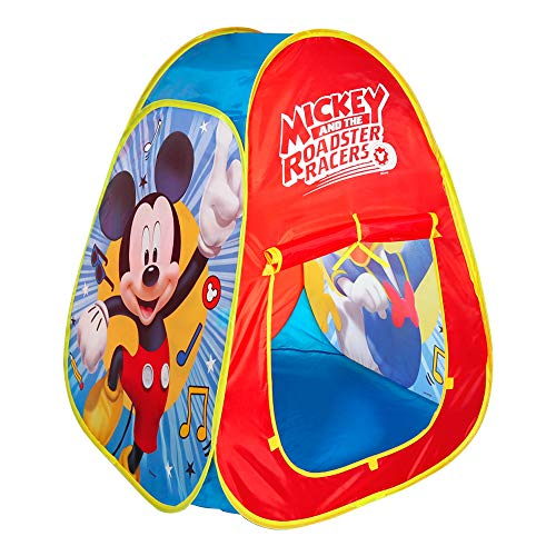 ColorBaby pop-up tent 74 x 74 x 97 Mickey (48289)