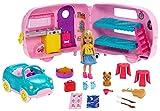 Barbie - Barbie Chelsea y su caravana - Edad 3+