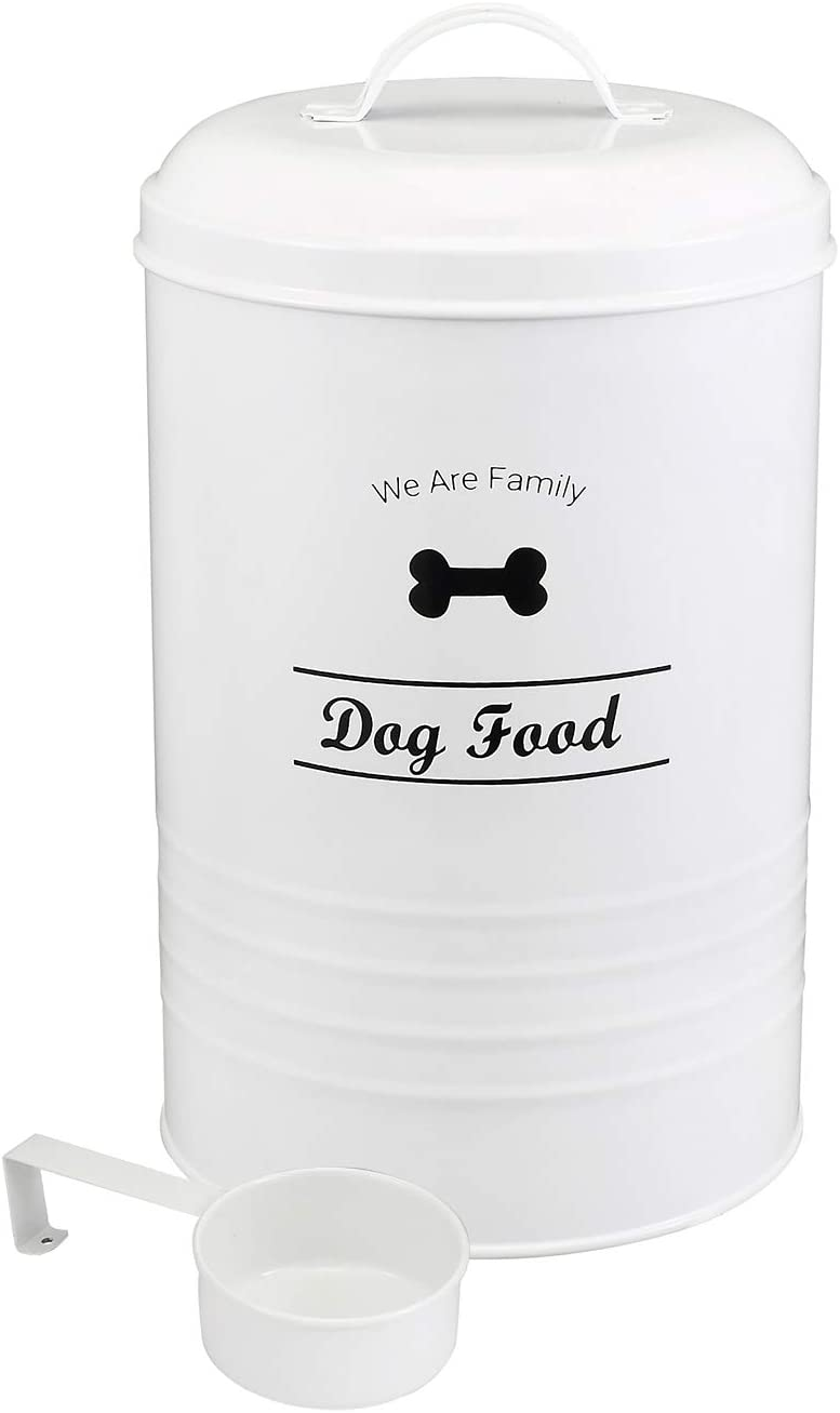 Geyecete Dog Food Container Ultra-Cheap Deals - Good Caniste Recommended Pets Storage