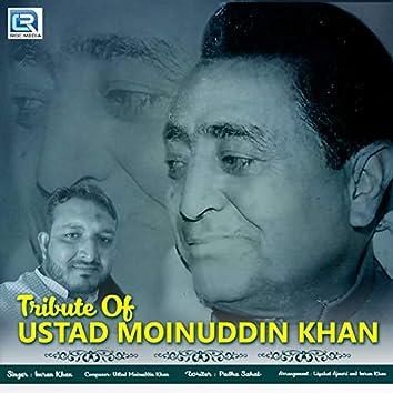 Tribute Of Ustad Moinuddin Khan