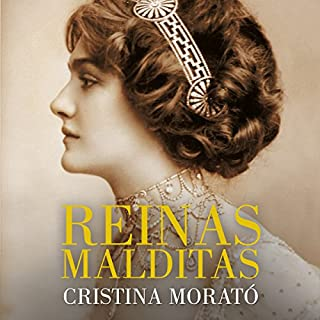 Reinas malditas [Bloody Queens] audiobook cover art