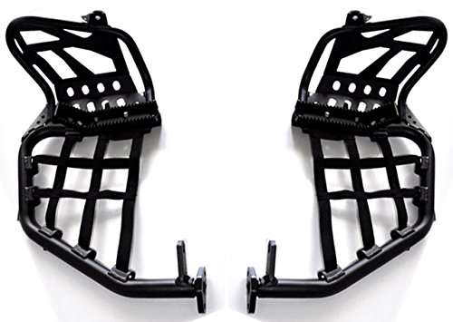 Verzendbaar vervangend onderdeel voor/compatibel met KTM 450/525 XC zwart met Heel Guard
