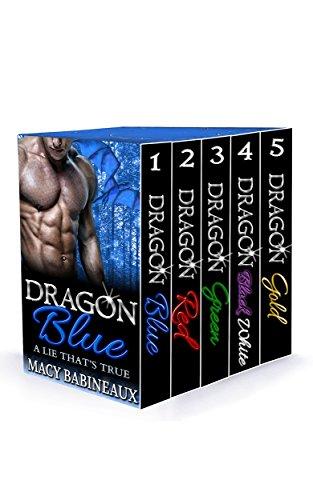 The Dragonlords of Xandakar: A 5-Book Dragon Shifter Boxed Set