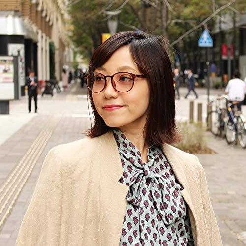 (エイトトウキョウ)eighttokyo日本製コントラストマスターサングラスドライブPCメガネ兼用TYPED