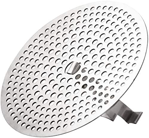 famous EXPAWLORER Hair Catcher Shower Drain - Steel Hai Stainless Gifts
