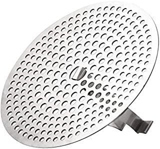 EXPAWLORER Hair Catcher Shower Drain - Stainless Steel Drain Hair Catcher Bathtub Strainer with Stand for Regular Drains