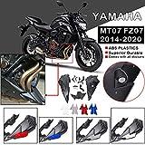 Lorababer für Yamaha FZ-07 MT-07 FZ07 MT07 MT FZ 07 2014 2015 2016 2017 2018 2019 2020 Motorrad Bellypan Motor Spoiler Verkleidung Umleitungsplatte mit Montagesatz