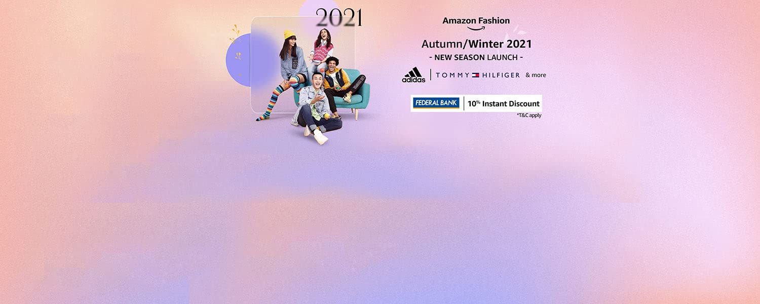 Amazon Offers Today-Coupons-Promo Codes - 50% Off on Autumn Winter Collection