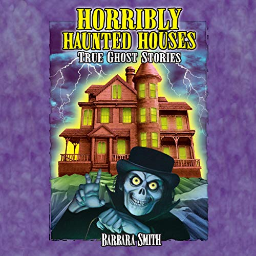 Horribly Haunted Houses cover art