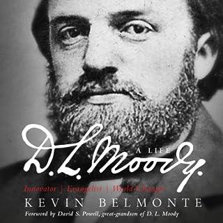 D.L. Moody: A Life audiobook cover art