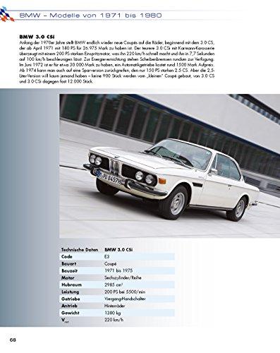 BMW – die schönsten Modelle: 100 Jahre Design und Technik - 15