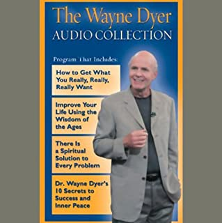 The Wayne Dyer Audio Collection cover art