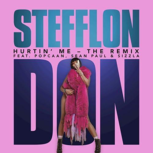 Stefflon Don feat. Sean Paul, Popcaan & Sizzla