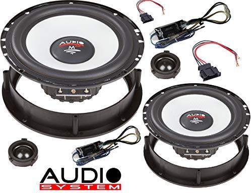 Audio System M 165 LUPO,AROSA EVO 2-Wege Spezial Front System