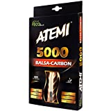 Atemi 5000 Tischtennisschläger Profi Tischtennisschläger für maximale Geschwindigkeit