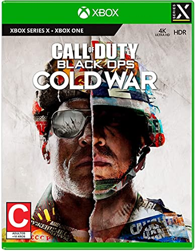 Xbsx Call Of Duty Black Ops: Cold War - Standard Edition - Xbox Series X