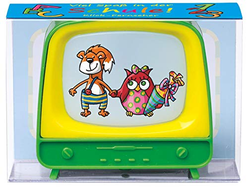 Viel Spaß mit Emily & Eddie: Klick-Fernseher