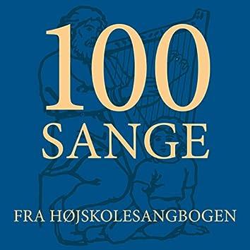100 Sange fra Højskolesangbogen – Klaverakkompagnement til Fællessang